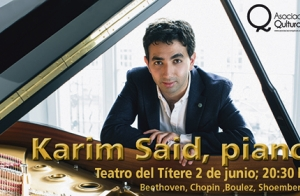 18º Ciclo de Música de Cámara: Karim Said