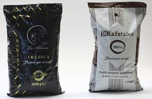 Pack de café en grano natural + arábico