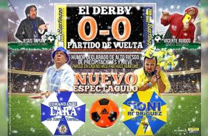 El Derby - La Vuelta