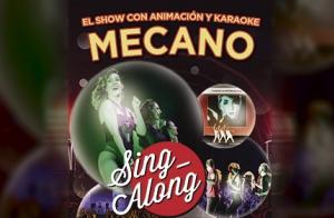 Entradas Sing - Along: Mecano