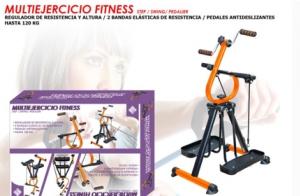 Máquina Multiejercicio Fitness