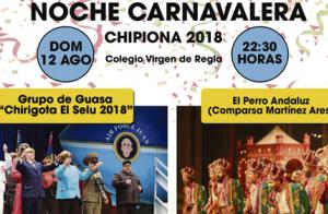 Noche Carnavalera en Chipiona