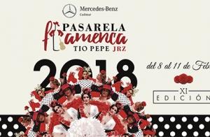 Entradas Pasarela Flamenca Jerez- Tío Pepe 2018