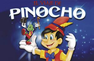 Teatro infantil El Viaje de Pinocho