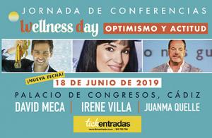 Entradas I Wellness Day Cádiz