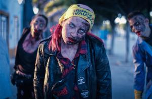 Survival Zombie en Conil