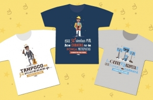Camisetas del Carnaval de Cádiz