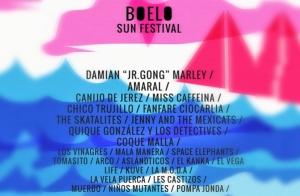 Abono para Boelo Sun Festival