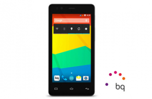 Smartphone Bq Aquaris E4.5 8GB