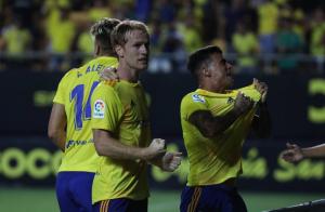Entradas para partido Cádiz CF- CD Numancia