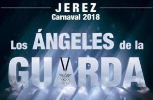 Comparsa Los Ángeles de la Guarda en Jerez