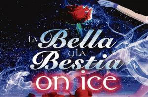 Espectáculo La Bella y La Bestia sobre hielo