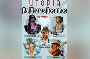 Entradas Pa' Piratas Nosotros