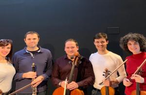 20º Ciclo de Cámara: Quinteto Baermann