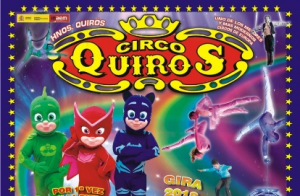 Entradas Circo Quirós en Sanlúcar