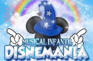 Musical infantil Disnemanía