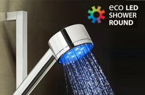 Luz Eco Led Shower Round Shape
