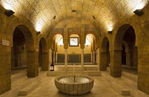 Circuito de baños árabes + té