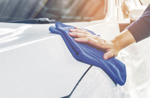 Limpieza de coche Deluxe C.C. Área Sur