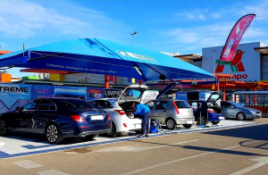 Limpieza de coche Deluxe C.C. Luz Shopping