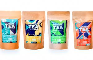Pack Moringa Tea granel