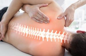 Sesión de quiromasaje y osteopatía