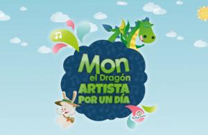 Espectáculo Mon El Dragón: Artista por un día