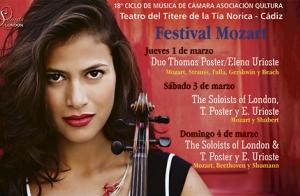 18º Ciclo de Música de Cámara: Festival Mozart