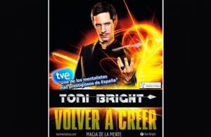 Entradas Toni Bright: Volver a creer en Arcos