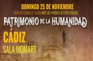 Carnaval de Cádiz: Patrimonio de la Humanidad
