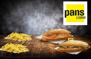 Nuevo menú Junior en Pans & Company