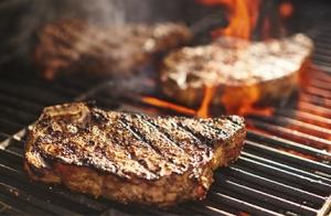 Parrillada de 1 kg de carne para dos personas