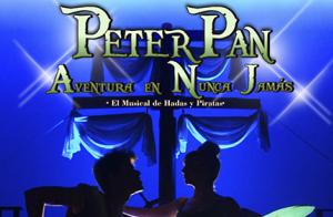 Entradas Musical Peter Pan en Chipiona