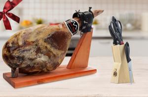 Paleta serrana + tacoma renberg (4 cuchillos y tijeras)