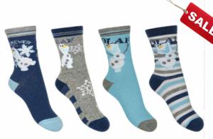 Pack de 3 calcetines Frozen
