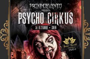 Entradas para Psycho Cirkus