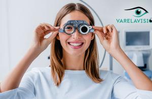 Revisión visual y optométrica completa y 20€ de descuento lentillas y gafas