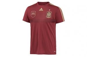 Camiseta réplica oficial selección