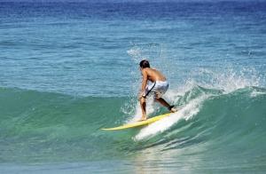 Curso de surf en Conil para dos personas