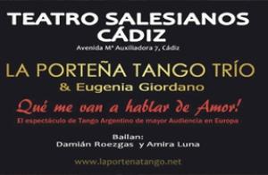 Entradas para La Porteña Tango Trío & Eugenia Giordano