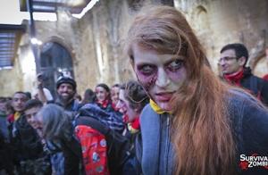 Survival Zombie en Zahara de la Sierra