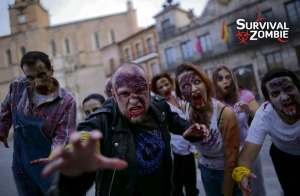 Survival Zombie en Chiclana